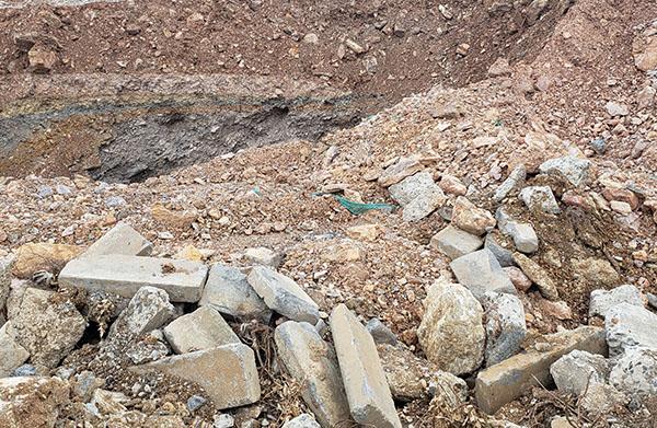 安徽滁州泥石分离机_泥石分离设备用户现场